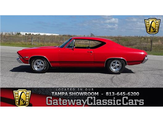 1968 Chevrolet Chevelle for sale in Ruskin, Florida 33570