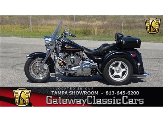2001 Harley-Davidson FLHRI for sale in Ruskin, Florida 33570
