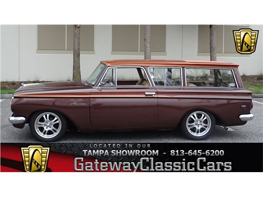 1961 Rambler Wagon for sale in Ruskin, Florida 33570