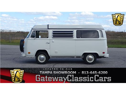 1974 Volkswagen Kombie Van for sale in Ruskin, Florida 33570