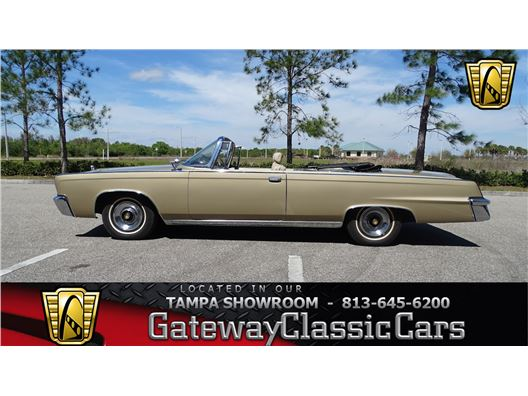 1965 Chrysler Imperial for sale in Ruskin, Florida 33570