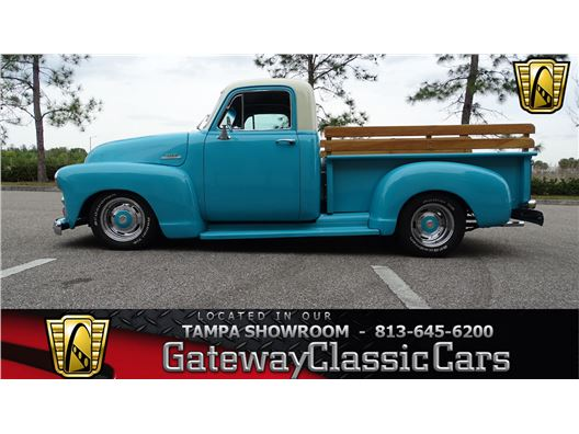 1954 Chevrolet 3100 for sale in Ruskin, Florida 33570