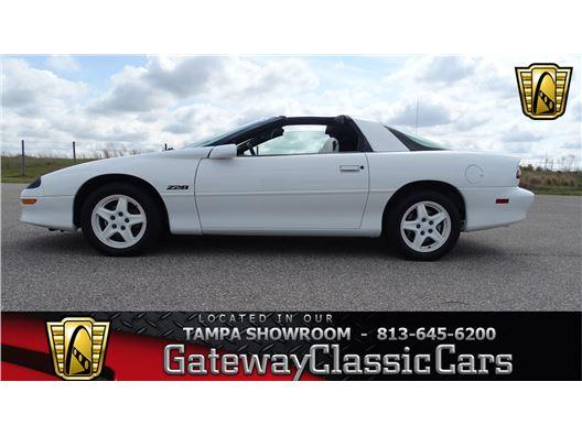 1997 Chevrolet Camaro for sale in Ruskin, Florida 33570