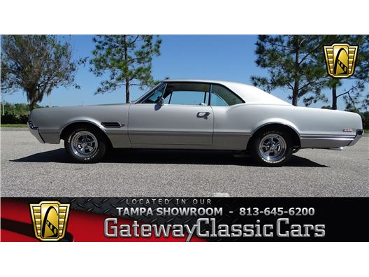 1966 Oldsmobile 442 for sale in Ruskin, Florida 33570
