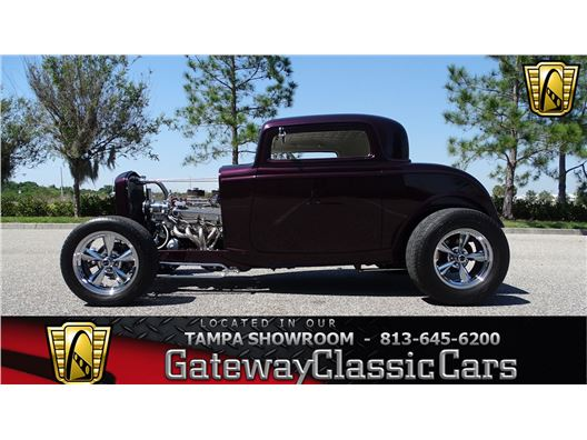 1932 Ford 3 Window for sale in Ruskin, Florida 33570