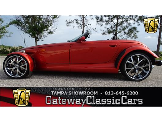 2001 Plymouth Prowler for sale in Ruskin, Florida 33570