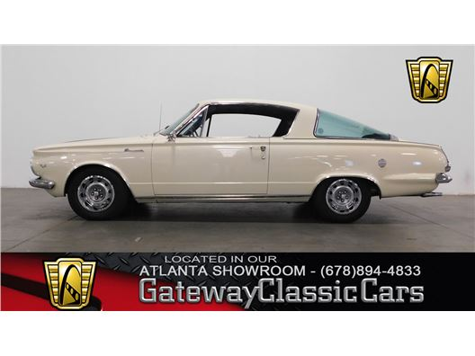 1965 Plymouth Barracuda for sale in Alpharetta, Georgia 30005