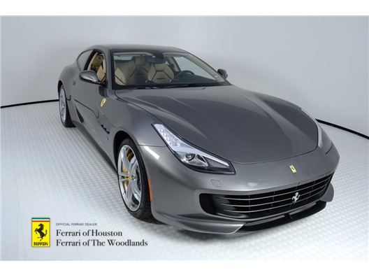 2017 Ferrari GTC4Lusso for sale in Houston, Texas 77057