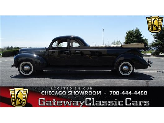 1940 Ford Deluxe for sale in Crete, Illinois 60417