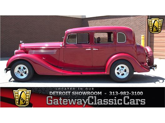1935 Buick Series 40 for sale in Dearborn, Michigan 48120