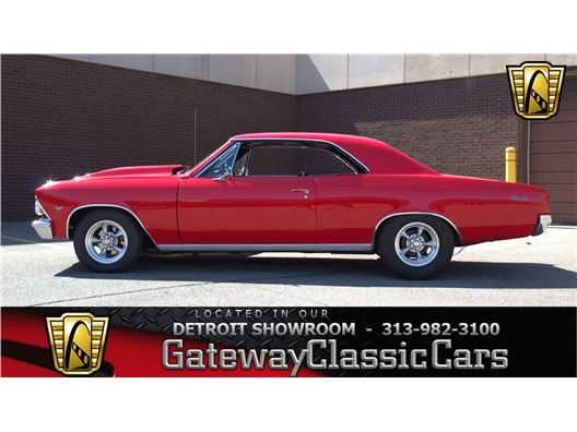 1966 Chevrolet Chevelle for sale in Dearborn, Michigan 48120