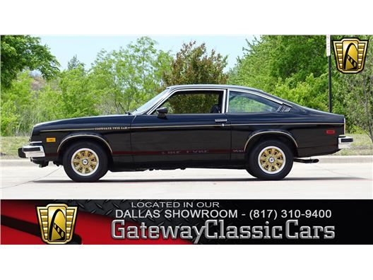 1976 Chevrolet Vega for sale in DFW Airport, Texas 76051