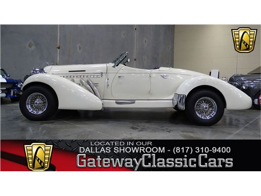 1936 Auburn Speedster for sale in DFW Airport, Texas 76051
