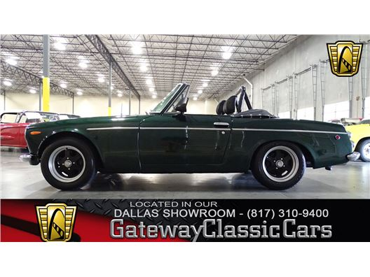 1970 Datsun Roadster for sale in DFW Airport, Texas 76051