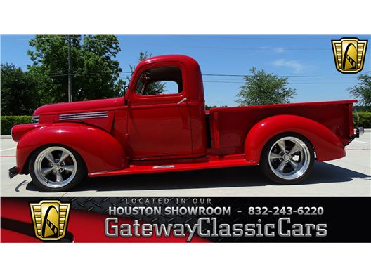 1946 Chevrolet Pickup for sale in Houston, Texas 77090