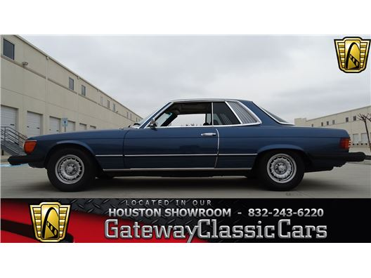 1974 Mercedes-Benz 450SLC for sale in Houston, Texas 77090