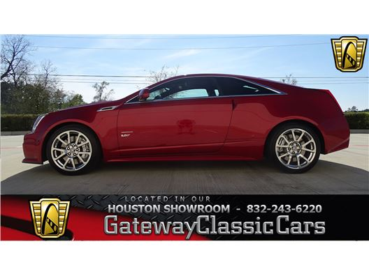 2011 Cadillac CTS-V for sale in Houston, Texas 77090