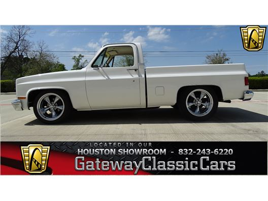 1984 GMC C1500 for sale in Houston, Texas 77090