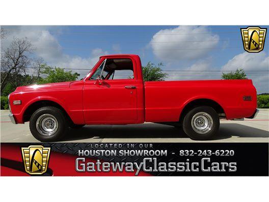 1971 Chevrolet C10 for sale in Houston, Texas 77090