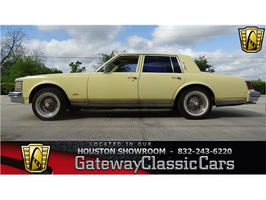1979 Cadillac Seville for sale in Houston, Texas 77090