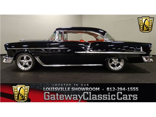 1955 Chevrolet Bel Air for sale in Memphis, Indiana 47143