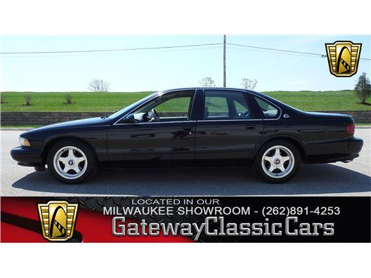 1995 Chevrolet Impala for sale in Kenosha, Wisconsin 53144