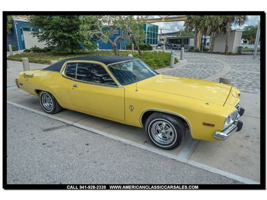 1973 Plymouth Satellite for sale in Sarasota, Florida 34232