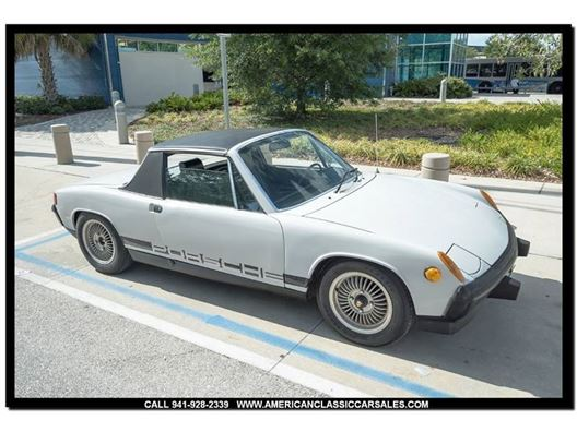 1974 Porsche 914 for sale in Sarasota, Florida 34232