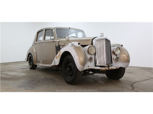 1953 Bentley R-Type for sale in Los Angeles, California 90063