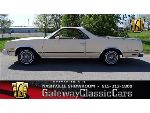 1985 Chevrolet El Camino for sale in La Vergne