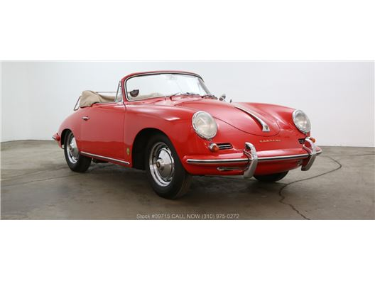 1960 Porsche 356B 1600 Reutter for sale in Los Angeles, California 90063