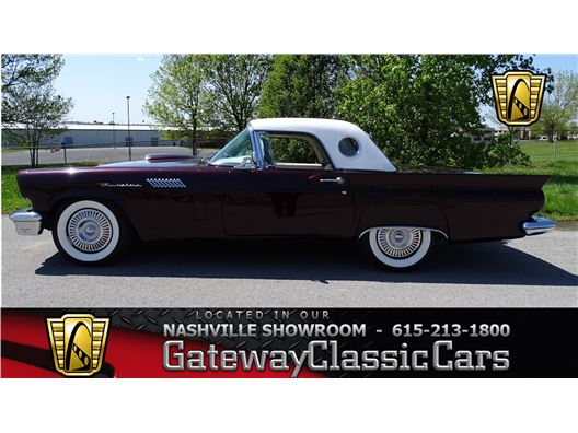 1957 Ford Thunderbird for sale in La Vergne
