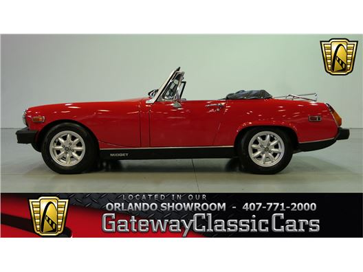 1978 MG Midget for sale in Lake Mary, Florida 32746