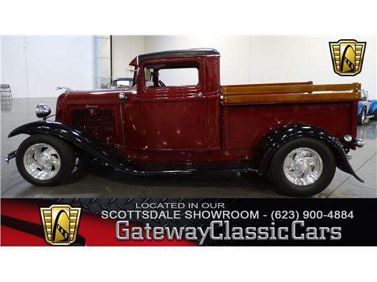 1934 Ford Pickup for sale in Deer Valley, Arizona 85027