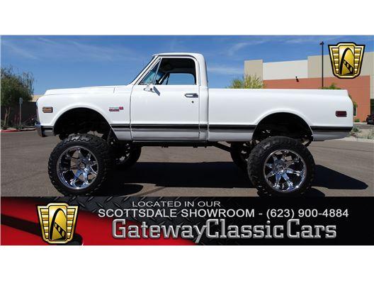 1972 Chevrolet K10 for sale in Deer Valley, Arizona 85027