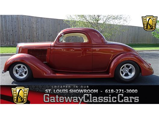 1936 Ford 3 Window for sale in OFallon, Illinois 62269