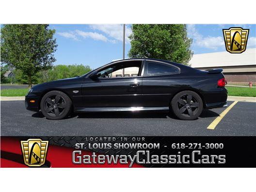 2004 Pontiac GTO for sale in OFallon, Illinois 62269