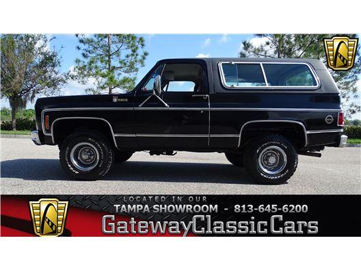 1979 Chevrolet K5 for sale in Ruskin, Florida 33570