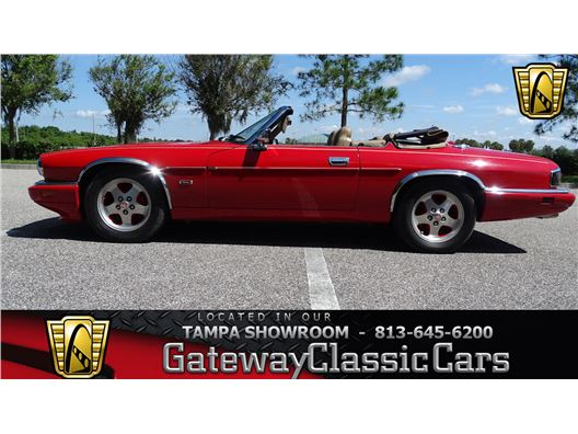 1995 Jaguar XJS for sale in Ruskin, Florida 33570