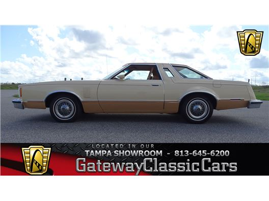 1979 Ford Thunderbird for sale in Ruskin, Florida 33570