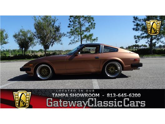 1981 Datsun 280ZX for sale in Ruskin, Florida 33570