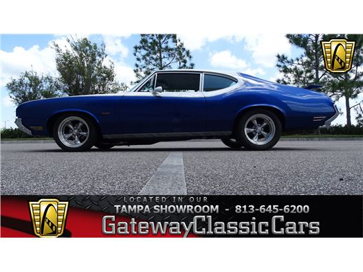 1970 Oldsmobile Cutlass for sale in Ruskin, Florida 33570