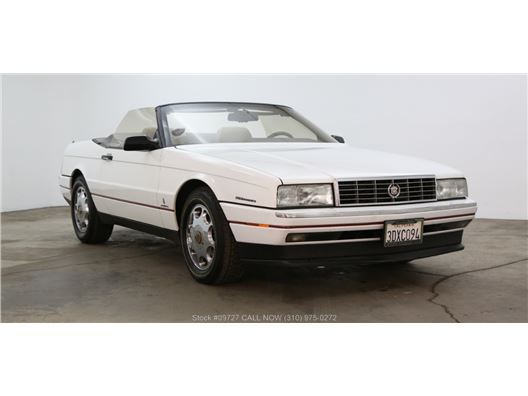 1993 Cadillac Allante for sale in Los Angeles, California 90063