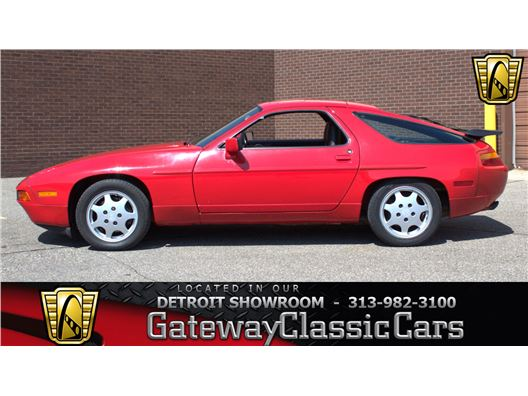 1987 Porsche 928 for sale in Dearborn, Michigan 48120