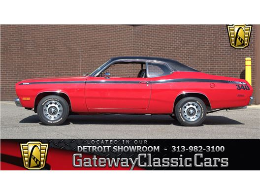 1972 Plymouth Duster for sale in Dearborn, Michigan 48120