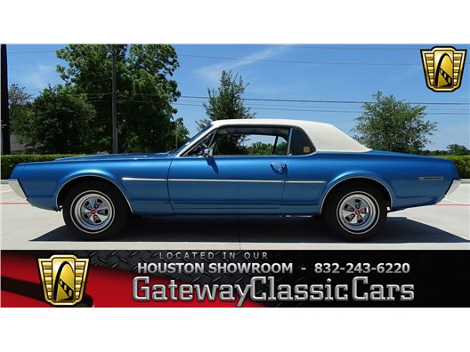 1967 Mercury Cougar for sale in Houston, Texas 77090