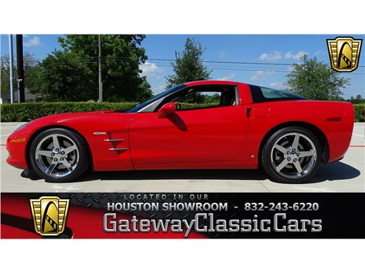 2006 Chevrolet Corvette for sale in Houston, Texas 77090