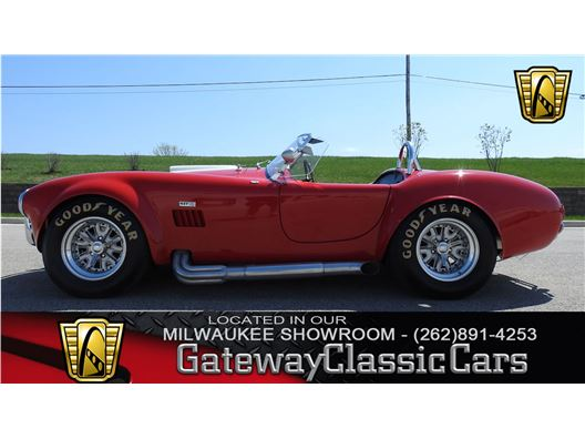 1967 Ford Cobra Replica for sale in Kenosha, Wisconsin 53144