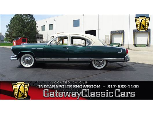 1953 Kaiser Manhattan for sale in Indianapolis, Indiana 46268