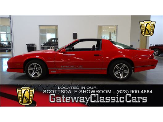 1986 Chevrolet Camaro for sale in Deer Valley, Arizona 85027